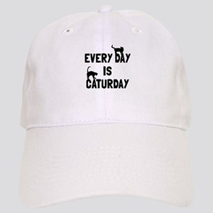 Every day is Caturday Cap