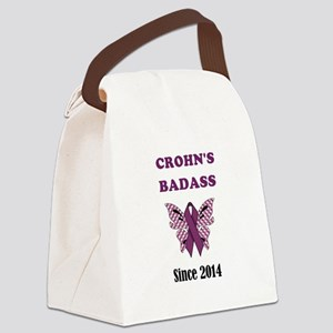 SINCE 2014 Canvas Lunch Bag