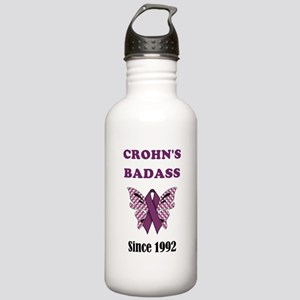 SINCE 1992 Stainless Water Bottle 1.0L