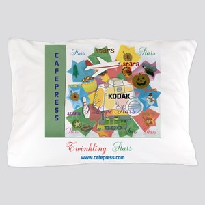 TWINKLING STARS DESIGN. TS,CP. Pillow Case