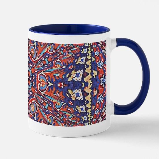Armenian Carpet Mugs