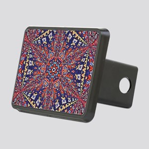 Armenian Carpet Rectangular Hitch Cover