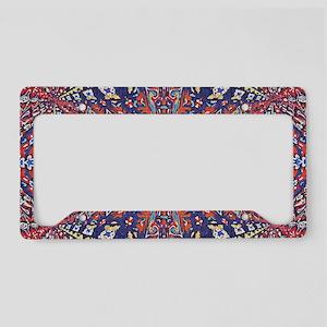 Armenian Carpet License Plate Holder