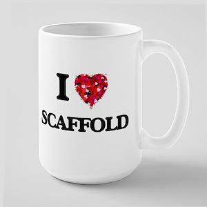 I Love Scaffold Mugs