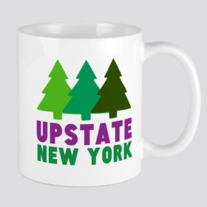 UPSTATE NEW YORK (PINE TREES) Mug