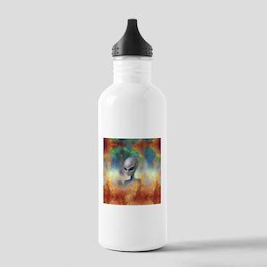 Alien Prism Nebula ~ Stainless Water Bottle 1.0l
