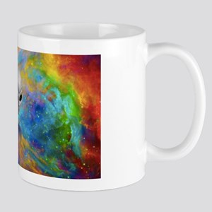 Alien Prism Nebula ~ Mug Mugs