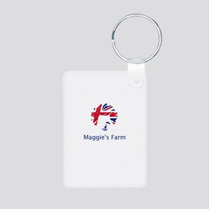 Maggie's Farm Keychains