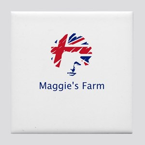 Maggie's Farm Tile Coaster