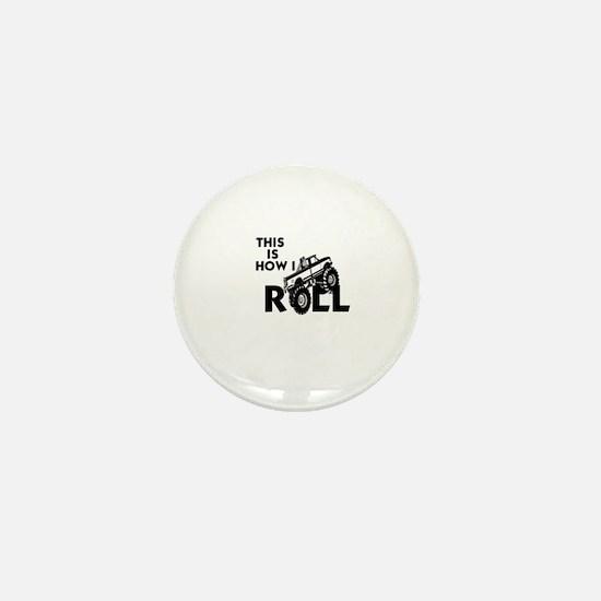 MUD BOG, MUD BOGGING - THIS IS HOWI RO Mini Button