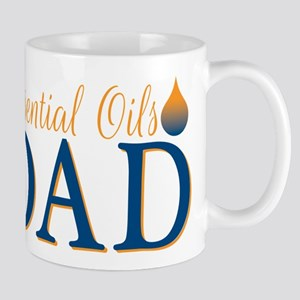 Essential oils dad 11 oz Ceramic Mug