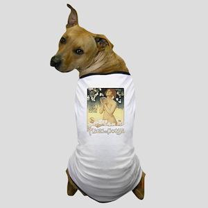 Fleurs Dog T-Shirt