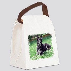 Gsd Beauty Canvas Lunch Bag