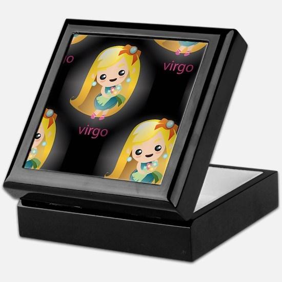kawaii virgo Keepsake Box