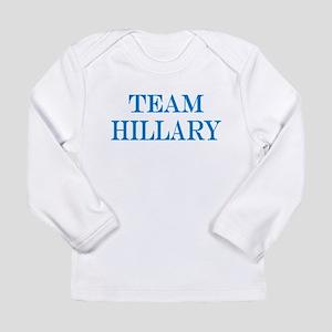 TEAM HILLARY Long Sleeve T-Shirt