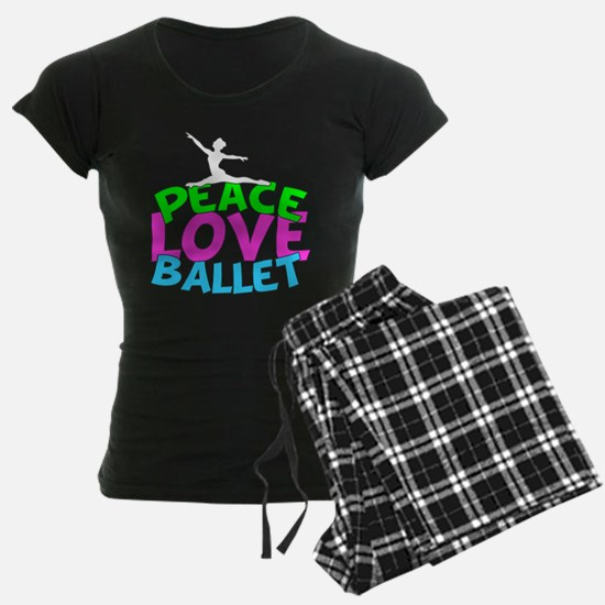 Ballet Love Pajamas