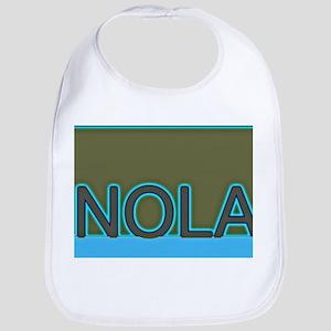 NOLA NEON Bib