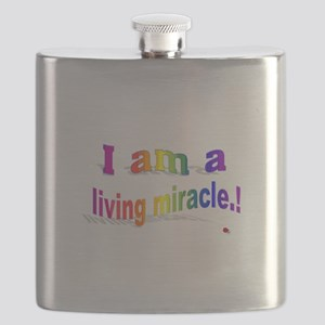 A Living Miracle Flask