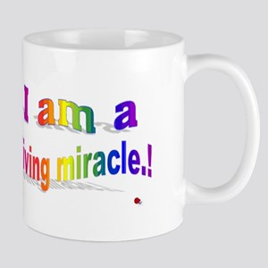 A Living Miracle 11 oz Ceramic Mug