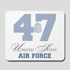 Air Force - 47 Mousepad