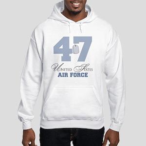 Air Force - 47 Hooded Sweatshirt