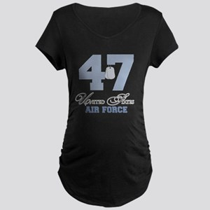 Air Force - 47 Maternity Dark T-Shirt