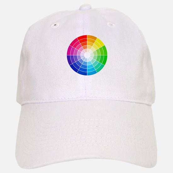 color wheel Baseball Baseball Cap