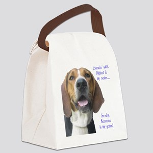 Bigfoot_01 Canvas Lunch Bag