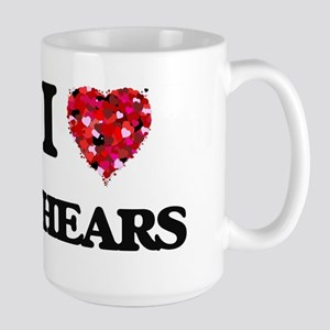 I Love Shears Mugs