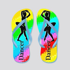 Amazing Dancer Flip Flops