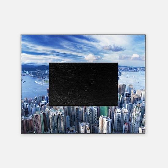 Hong Kong Picture Frame