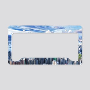 Hong Kong License Plate Holder