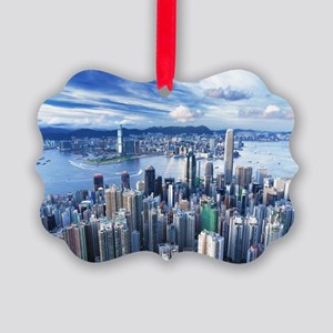 Hong Kong Picture Ornament
