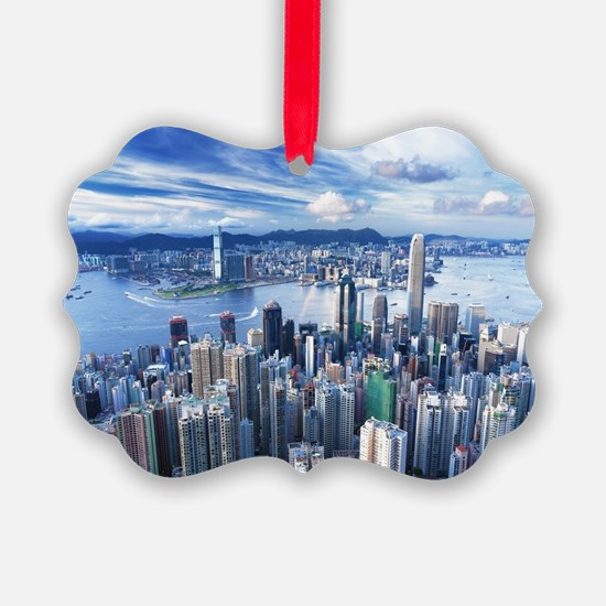 Hong Kong Ornament