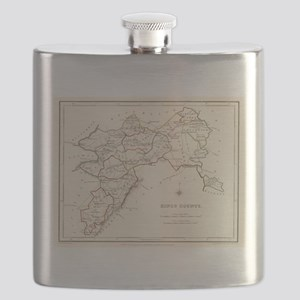 County Offaly / Kings County - Flask