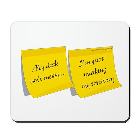 Messy Desk Mousepad