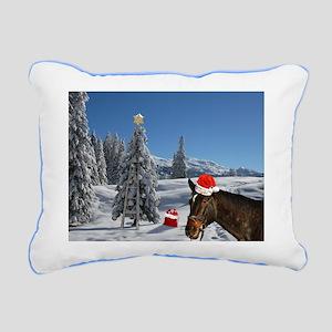 A Christmas story Rectangular Canvas Pillow