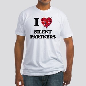 I Love Silent Partners T-Shirt