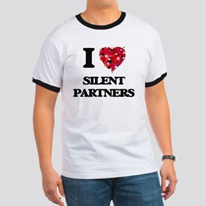 I Love Silent Partners T-Shirt