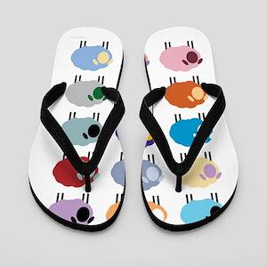 Sheeple Flip Flops