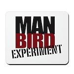 ManBird Face-Eating Mousepad