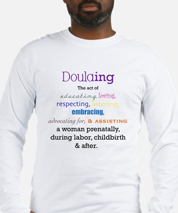Doulaing Colorful Long Sleeve T-Shirt