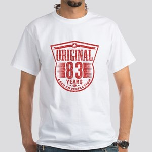 ORIGINAL 83 YEARS AGED TO PERFECTION T-Shirt