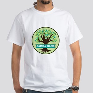 Genealogy Family Tree Personalized T-Shirt