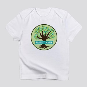 Genealogy Family Tree Personalized Infant T-Shirt