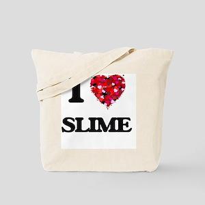 I love Slime Tote Bag