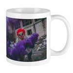 Scary Clown 11 Oz Ceramic Mug Mugs