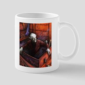 Dracula Nosferatu Vampire Mug