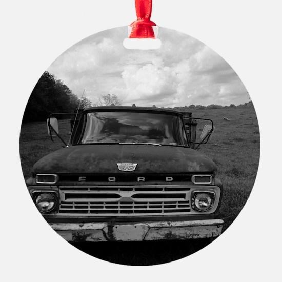 Ford V8 Truck Ornament