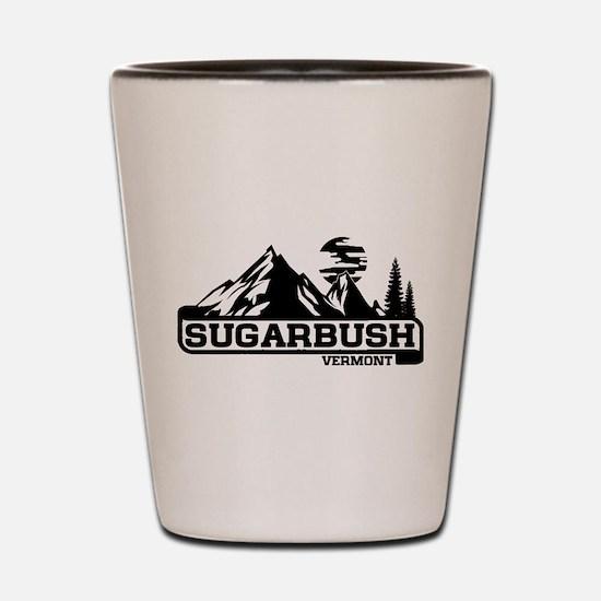 Sugarbush Vermont Shot Glass
